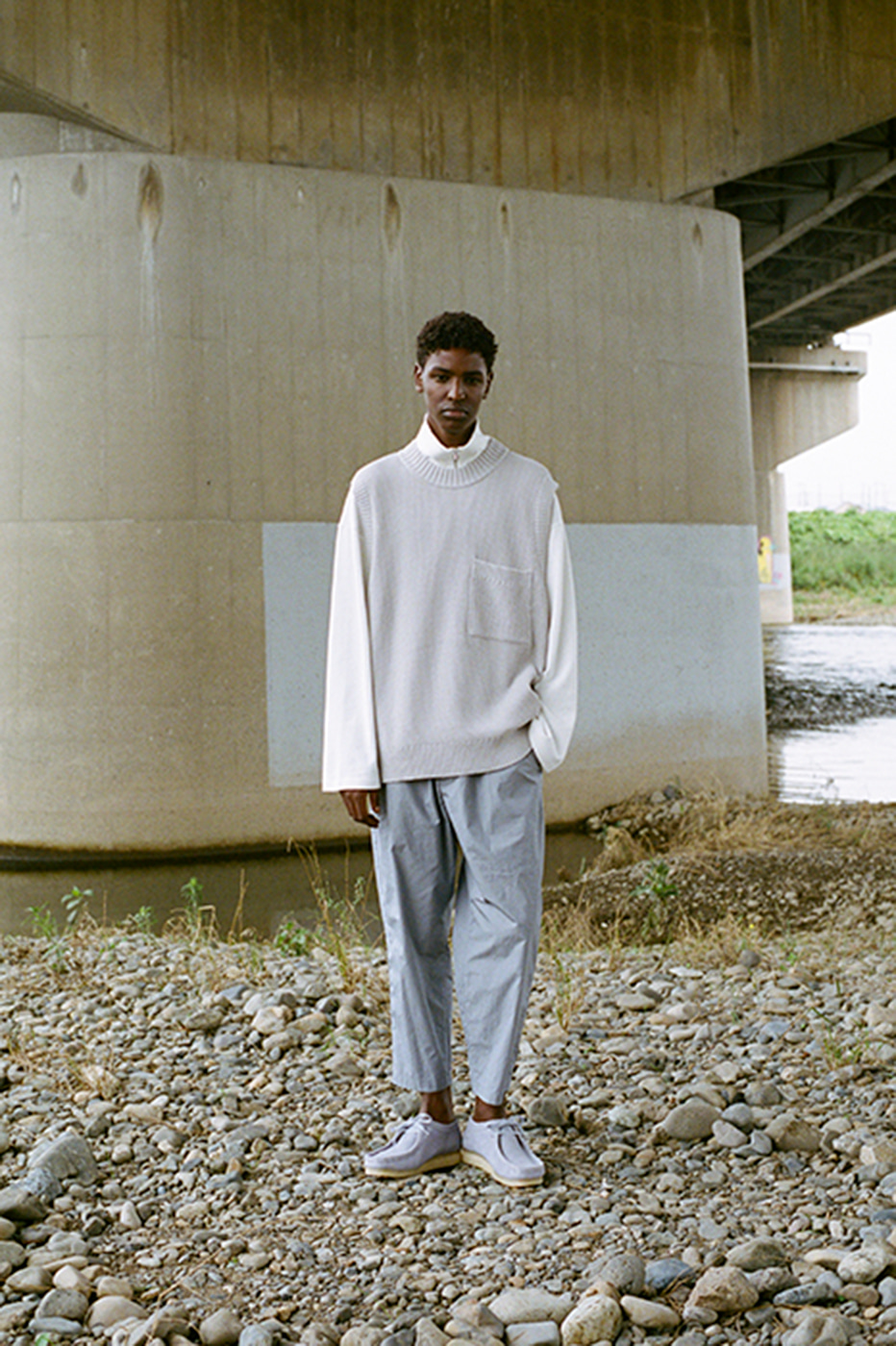 "2020 S/S LOOKBOOK ""WELLDER, Men"""