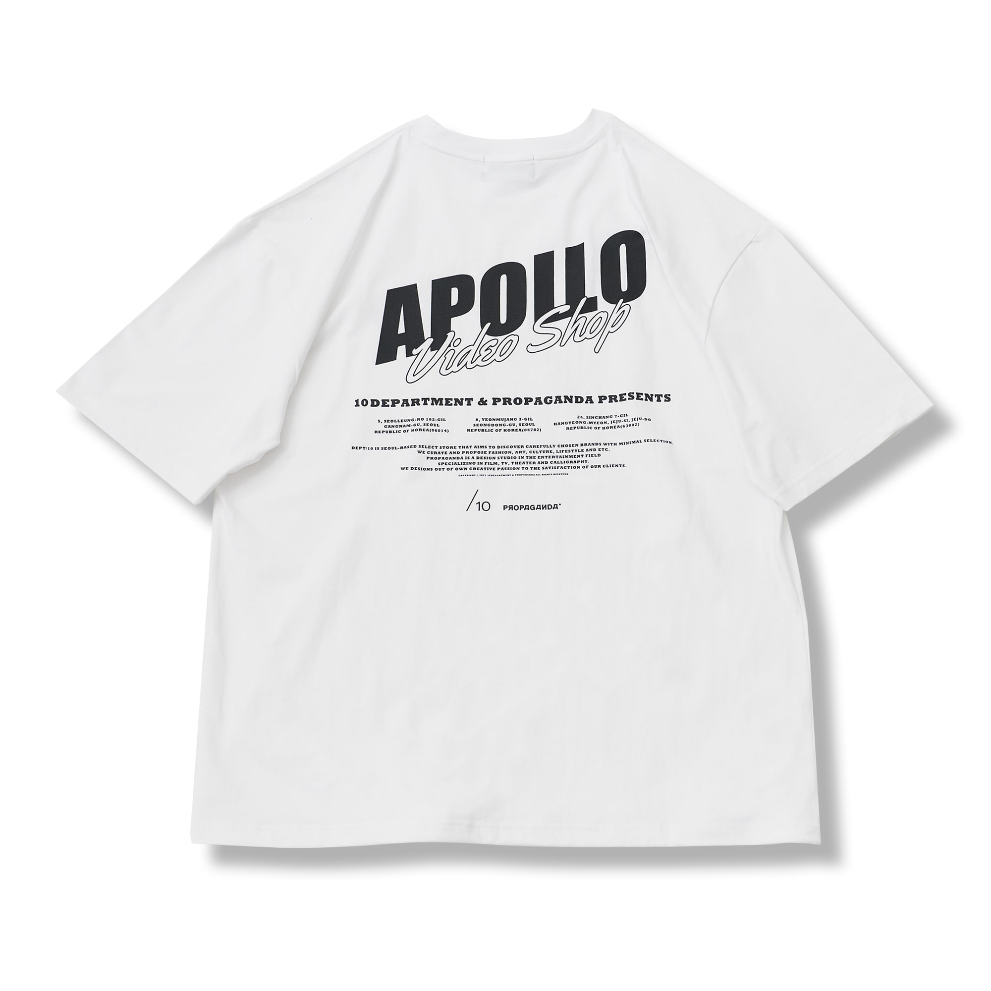 APOLLO VIDEO SHOP(PROPAGANDA x 십화점)